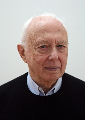 Ellsworth Kelly Photo by Jack Shear