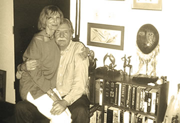Barbara and Gunther Stuhlmann gave a generous bequest to BTCF