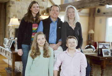 Donor advisor Tom Quinn and family recommend a fund at Berkshire Taconic Community Foundation.