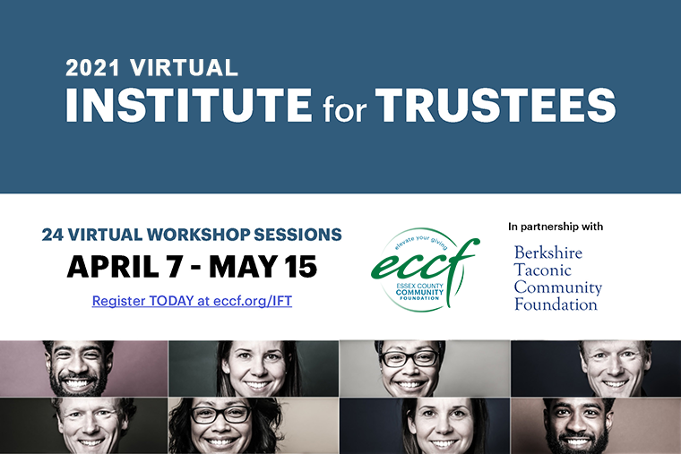 Virtual Institute for Trustees Offers Board Leadership Training for BTCF Region
