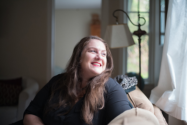 For Poet Jessica Piazza, Clampitt Residency is 'Unparalleled'